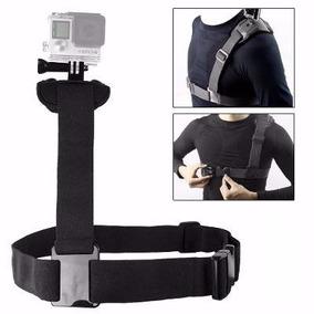 Suporte De Ombro Shoulder Para Câmeras Gopro Hero Go Pro