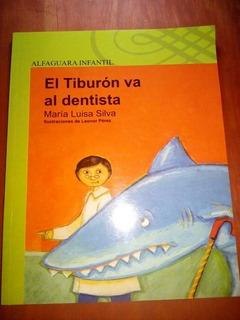 Libro - El Tiburon Va Al Dentista