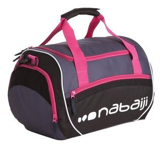 Maleta Mochila Bolsa Natación Gym Deporte Swimy 30 L Nabaiji