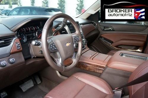 Chevrolet Tahoe Premier 4x4