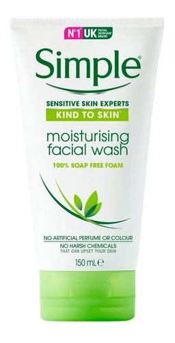 Limpiador Simple Facial Humectante Hidrata Rostro 150ml