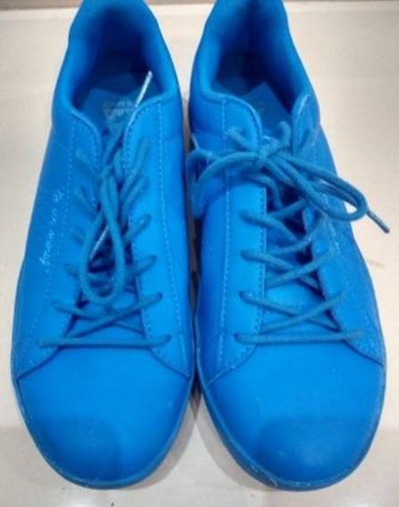 Zapatillas Lecoqsportif Azul Como.nuevas