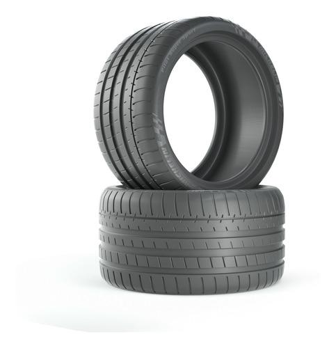 Imagen 1 de 7 de Kit X2 Neumáticos 245/35-18 Michelin Pilot Super Sport 92y