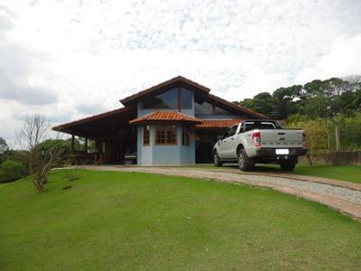 Chácara Residencial À Venda, Los Álamos, Vargem Grande Paulista - Ch0208. - Ch0208