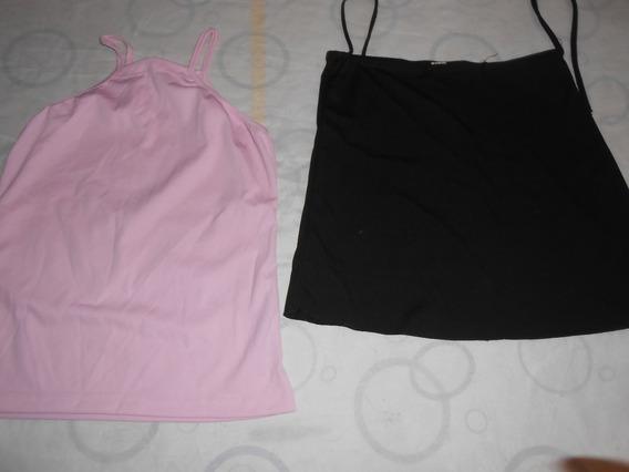 Son 2 Musculosas Kosiuko Rosa Y Otra Muy Bonitas!!