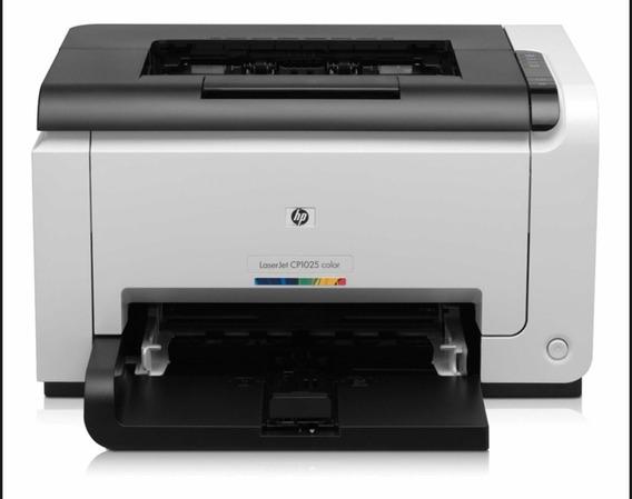 Impressora Hp Cp1025