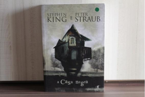Livro A Casa Negra (achados E Descobertas)