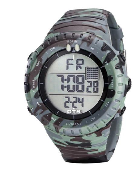 Relógio Digital Ots Masculino Prova D