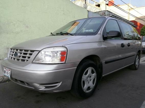 Ford Freestar 3.9 Lx Mt 2006