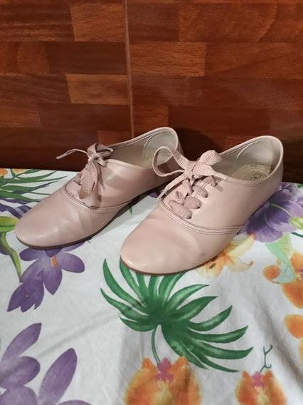 Sapato Feminino Oxford Beira Rio