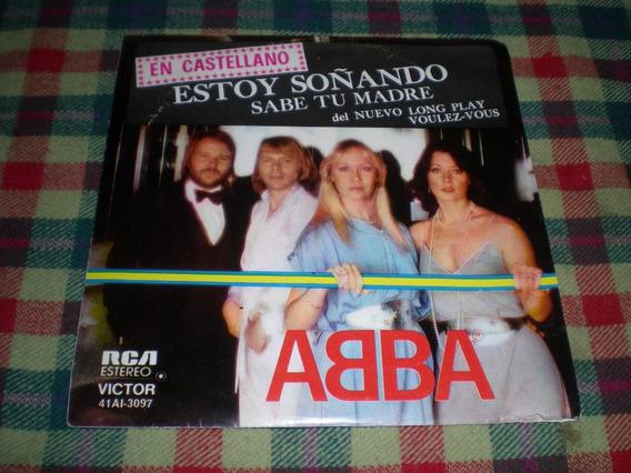Abba / Estoy Soñando - En Castellano 7 PuLG. S2
