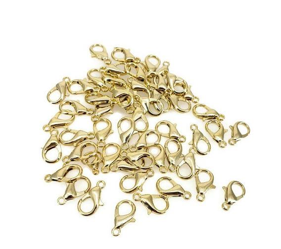 Broche Ballena A Chapeado En Oro De 14k X 25 Gramos