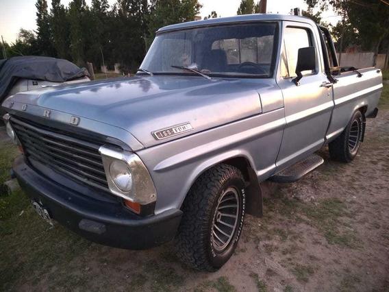 Ford Punta De Diamante