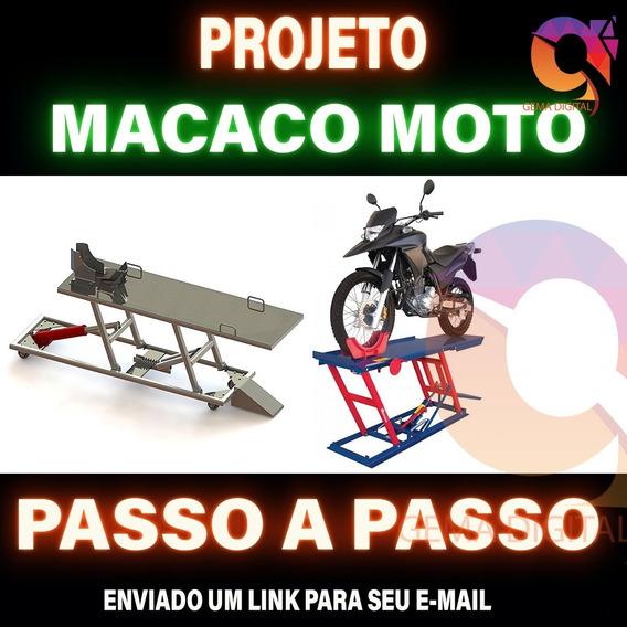 Projeto Elevador Para Moto Frete Grátis ( Envio Por E-mail )