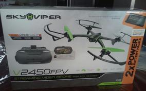 Drone Sky Viper V2450 Fpv - Streaming Video Drone