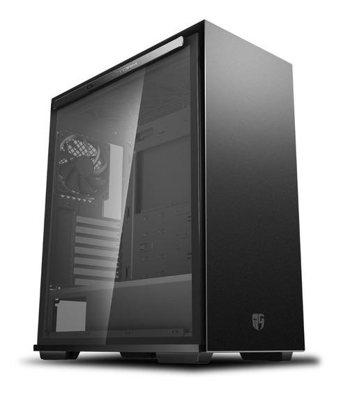 Gabinete Deepcool Gamerstorm Macube 310p Vidrio Templado