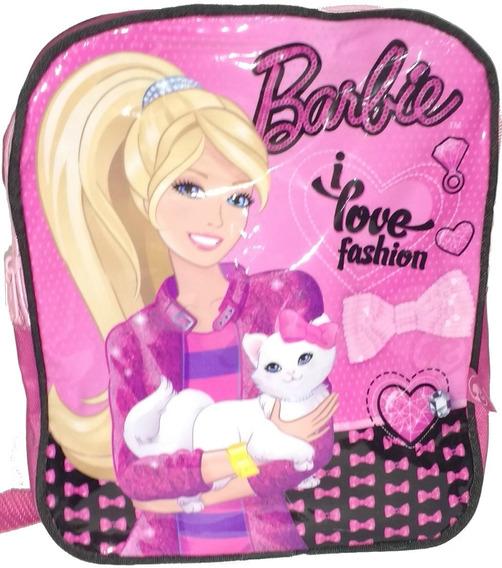 Mochila Barbie Jardín 10