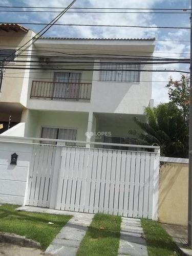 Imagem 1 de 29 de Casa Com 3 Dormitórios À Venda, 170 M² Por R$ 1.500.000,00 - Piratininga - Niterói/rj - Ca9409