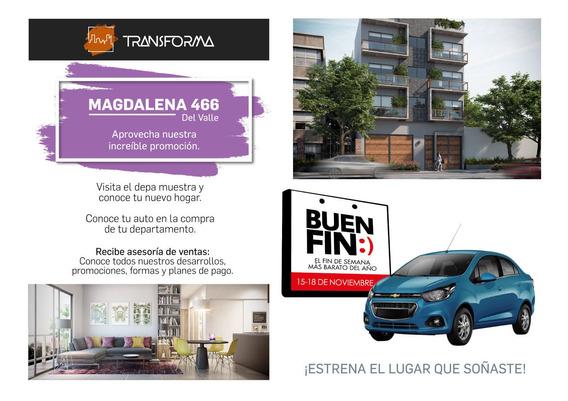 Desarrollo Magdalena 466 - Colonia Del Valle