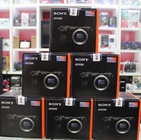 Corpo Sony A 6500 - 4k - Pronto Entrega - Nova - Lacrada