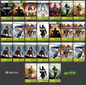 Pacote 11 Jogos Originais +dlc Xbox 360 Mídia Digital Ñ É Cd