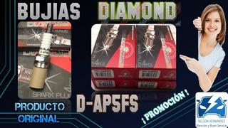 Bujia Diamond Modelo D-ap5fs