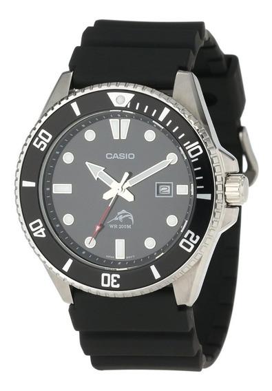 Reloj Para Hombre Casio Duro Deportivo Marlin Wr 200m