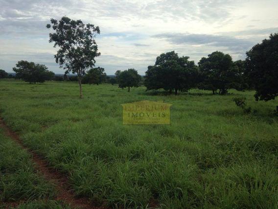 Fazenda Rural À Venda, Centro, São Miguel Do Araguaia. - Fa0042