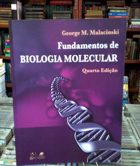 Fundamentos De Biologia Molecular George M Malacinski 4 Edic