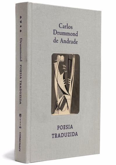 Poesia Traduzida - Coleção Ás De Colete Carlos Drummond