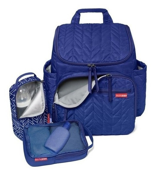 Bolsa Maternidade Mochila Skip Hop Forma Backpack Diaper Bag