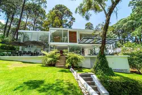 Casa En Condominio Con Entorno Boscoso