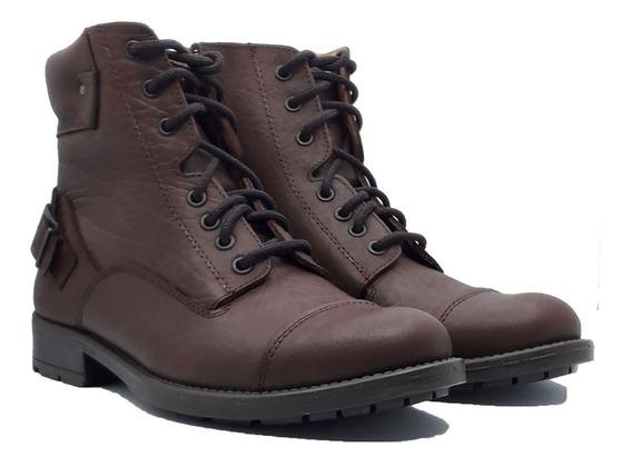 Borcegos Hombre Botas Zapatos Cuero Manolo Tibay Calzados