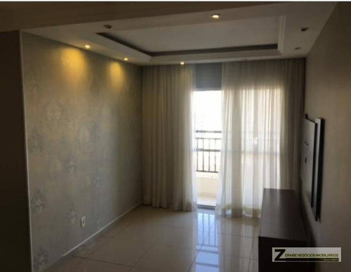 Apartamento Com 2 Dormitórios À Venda, 58 M² Por R$ 315.000,00 - Jardim Flor Da Montanha - Guarulhos/sp - Ap0980