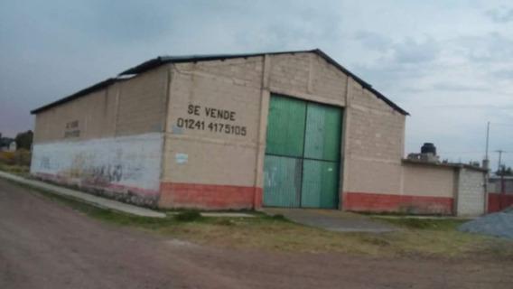 Vendo Granja De Marranos Con Bodega En Trasquila Tlaxcala