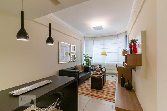Apartamento Para Aluguel - Centro, 1 Quarto, 47 - 893041748
