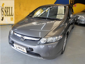 Honda Civic 1.8 Lxs 4p 2007 Manual
