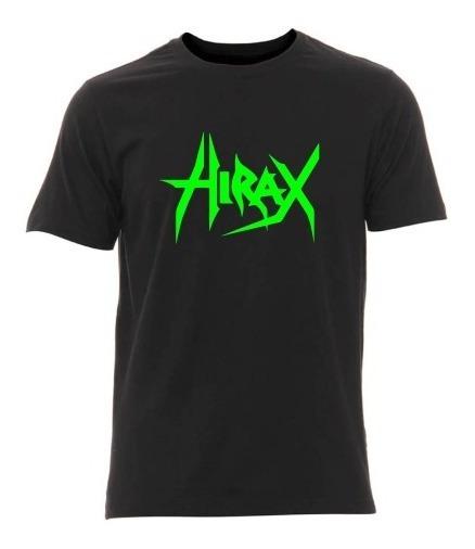 Camiseta Do Hirax Masculina Frete Grátis
