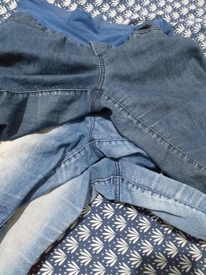 Kit Jeans Para Gestante