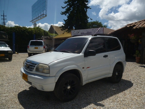 Chevrolet Grand Vitara 3p 2008 Rines Mt 4*4 Full