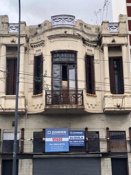 Terreno En Venta Villa Crespo, A Media Cuadra De Estación De Tren San Martín - Corrientes Al 6000