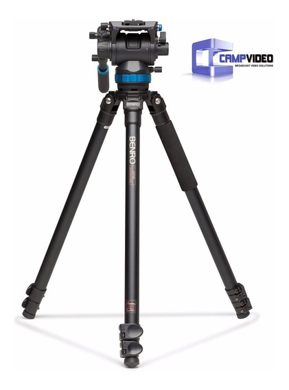 Tripe Para Video Profissional Benro A373fbs8