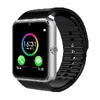 Smart Watch Techzone Ginga Camara Color Negro Mide Calorias,