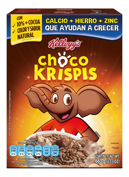 Cereal Kellogg