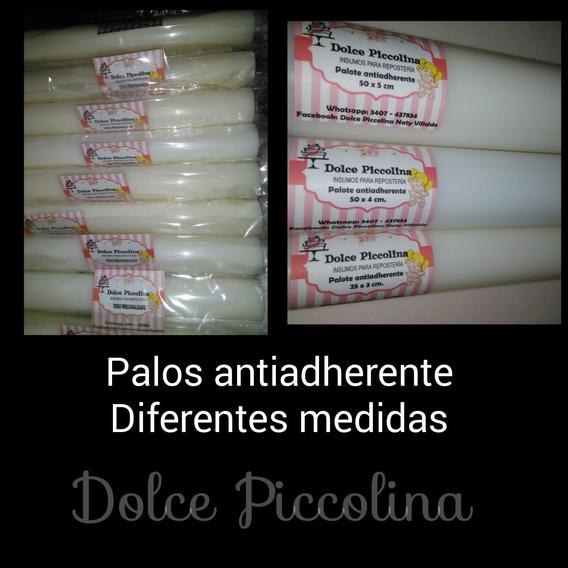 Palo Antiadherente 50x3. Repostería