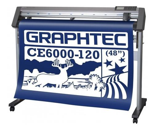 Imagen 1 de 5 de Plotter De Corte Graphtec De 120 Cm