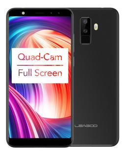 Smartphone Leagoo M9 Preto Novo Na Caixa 16gb / 2gb