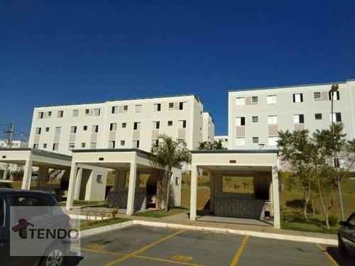 Imagem 1 de 15 de Apartamento Com 2 Dormitórios À Venda, 46 M² Por R$ 160.000,00 - Salto Ville - Salto/sp - Ap2193