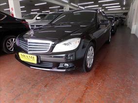 Mercedes-benz C 200 K 1.8 Kompressor Avantgarde Gasolina 4p