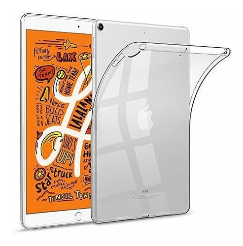 Hborna - Carcasa Para iPad Mini 5 2019 Delgada Ligera De Sil